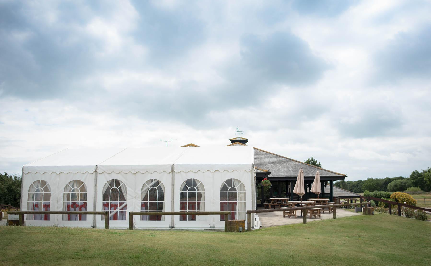 Garon park wedding